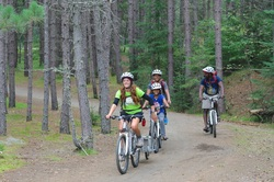 Algonquin Park Bicycle Tour