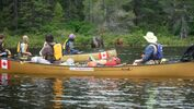Algonquin Park Canoe Camping